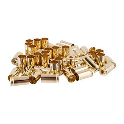 Pistol Brass - Brass .40 S&W 100/Box