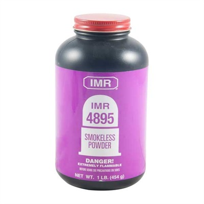 Imr 4895 Powders - Imr 4895 Powder - 8 Lbs.