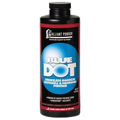 Blue Dot Powder 5 Lb Model 749011874-749011869-5547 U.S.A. & Canada