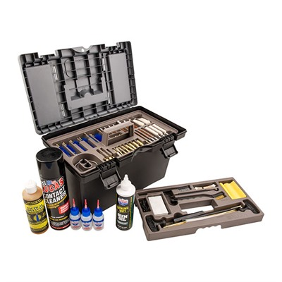 Extreme Duty Cleaning Kit - Extreme Duty Cleaning Kit With Lucas Oil
