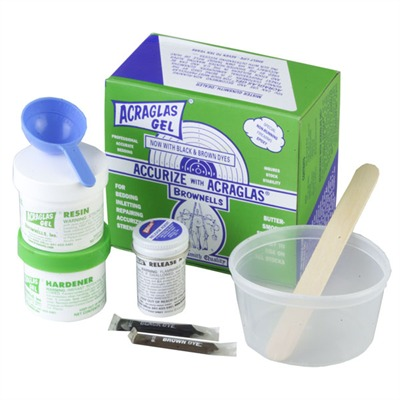 Acraglas Gel® - Acraglas Gel 4 Oz. Kit