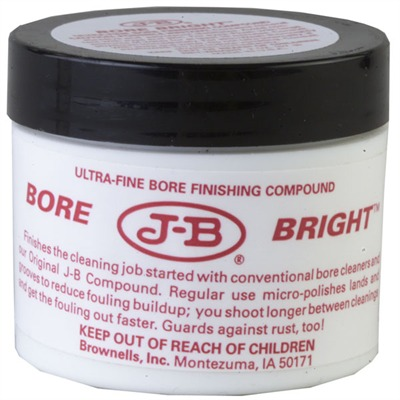 J-B® Bore Bright - 2 Oz. J-B Bore Bright