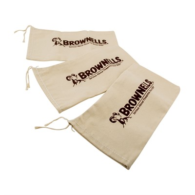 Canvas Shooting Bags - Shooting Bag, 3-Pak