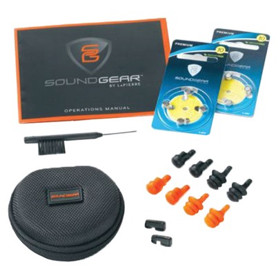 Hearing Protection Complete Set - Ear Protection, Complete Set