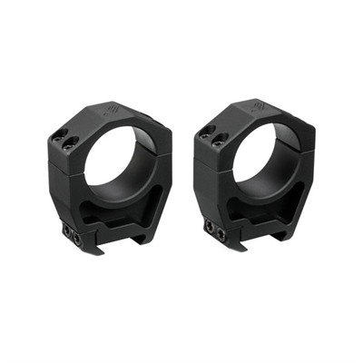 Vortex Precision Matched Riflescope Rings - Precision Matched Rings 34mm 1.45   Height