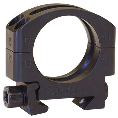 Picatinny Scope Rings - 1'''' Standard Rings