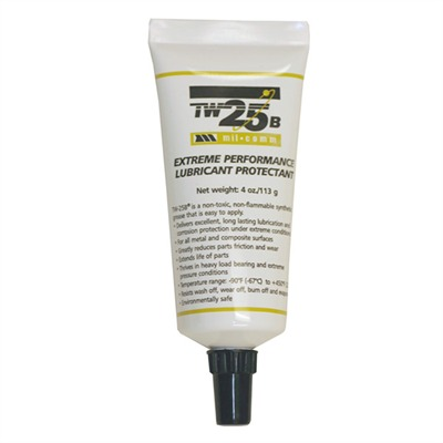 Mil-Comm Weapons Grease - Tw25b Grease 4 Oz. Tube