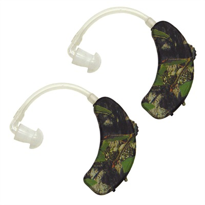 Electronic Hearing Protection - Pr2601cs Prowl Ear Compact, Mossy Oak Obsession, 2 Pak