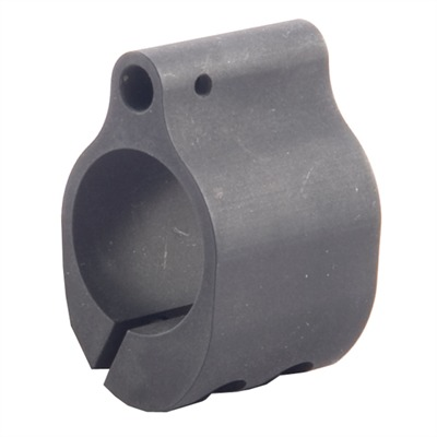 Ar-15/M16 Gas Blocks - Low-Profile, Clamp, Steel