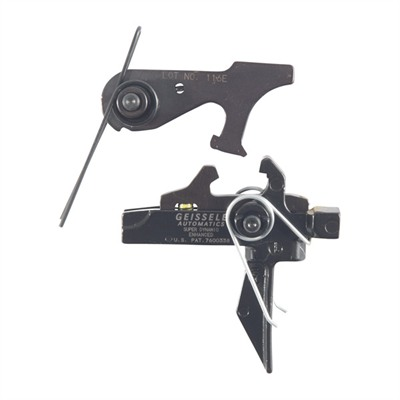 Ar-15 Super Dynamic Triggers - Sd-E Super Dynamic Enhanced Trigger