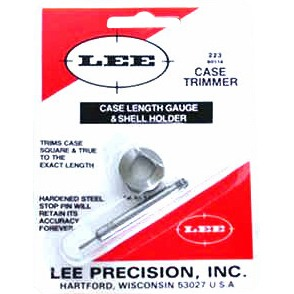 Lee Case Length Gauges Lee Length Gauge/ Shellholder 223 Rem U.S.A. & Canada
