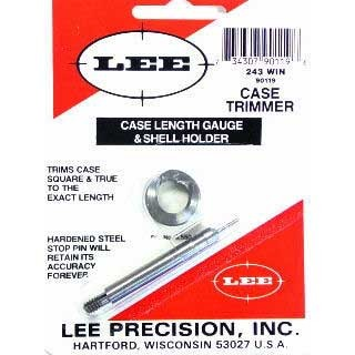 Lee Case Length Gauges Lee Length Gauge/ Shellholder 243 Win U.S.A. & Canada