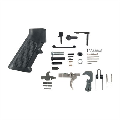 Ar-15 Alg Trigger With Lower Parts Kit - Act Trigger W/ Lower Parts Kit