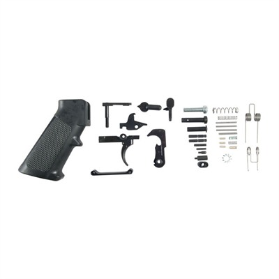 Ar-15 Lower Parts Kit - Ar-15 Lower Parts Kit Small Pin
