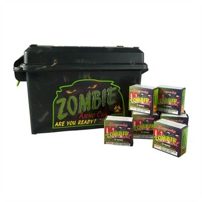 Hornady Z-Max Ammo Cans - 9mm Luger 115gr Z-Max 200 Round Ammo Can
