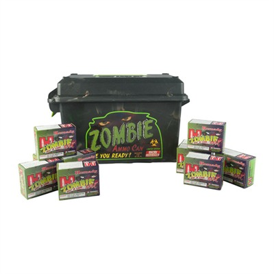 Hornady Z-Max Ammo Cans - .40 S&W 165gr Z-Max 200 Round Ammo Can