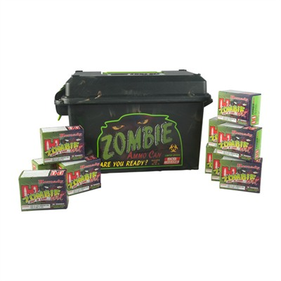 Hornady Z-Max Ammo Cans - .45 Acp 185gr Z-Max 200 Round Ammo Can