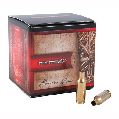 6.5x284 Norma Brass Case - 6.5mm-284 Winchester Brass 25/Box