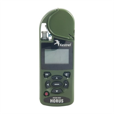 4500nv Horus - 4500nv Pocket Weather Tracker W/Horus Atrag Ballistics Softw