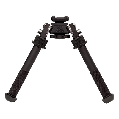 Atlas Bipod Picatinny Mount - Atlas Bipod Quick Detach Picatinny Mount 5-9'''' Black