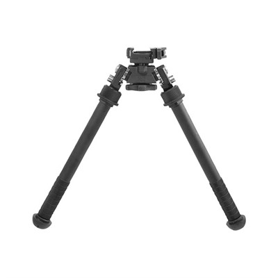 Atlas Tall Bipod Qd Lever Picatinny Mount - Atlas Tall Bipod Qd Lever Picatinny Mount 7-13'''' Black