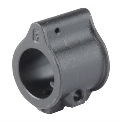 Ar-15/M16 Super Gas Block Low Profile - Sgb Geissele Super Gas Block, Carbon Steel