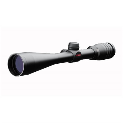 Revenge Dial-N-Shoot 3-9x42mm Scope - 3-9x42mm Dial-N-Shoot 4-Plex Reticle