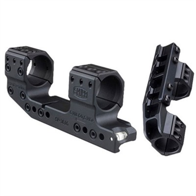 Picatinny (Ar) Cantilever Mounts - 30mm Isms Cantilever Mount 150mm Mounting Length 0 Moa