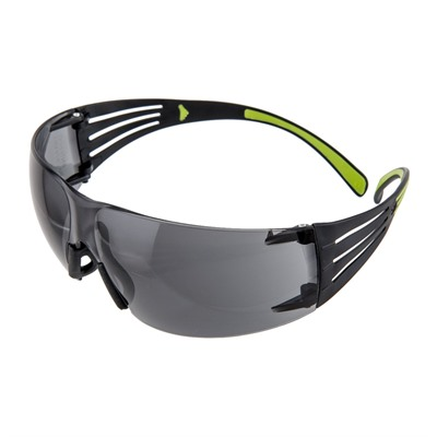 Securefit Shooting Glasses - Gray Securefit  Shooting Glasses Black