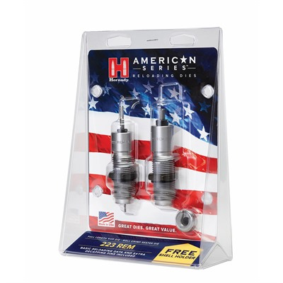 American Series Rifle Dies - 308 Winchester 2-Die Set