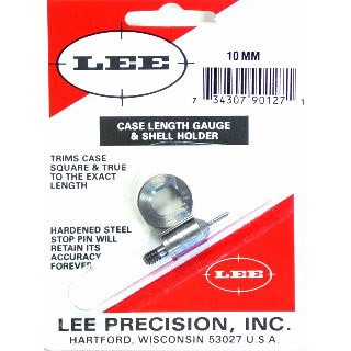 Lee Case Length Gauges Gage/Hldr 10mm Auto U.S.A. & Canada