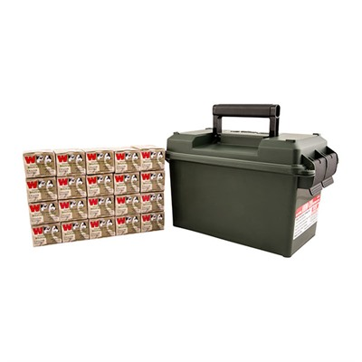 7.62x54r Ammo Can - Wolf 7.62x54r 148gr Fmj 400 Round Ammo Can
