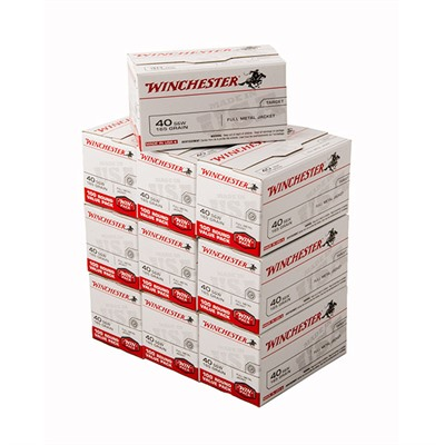 Target 'Usa White Box' Handgun Ammunition - 38 Special 130gr Fmj White Box Target 1,000/Case