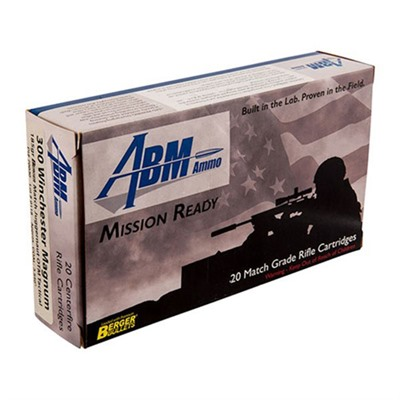 Applied Ballistics Ammunition - .308 Win Tactical 175 Gr Ammo