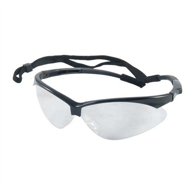 Outback Clear Lens & Black Frame Eyewear