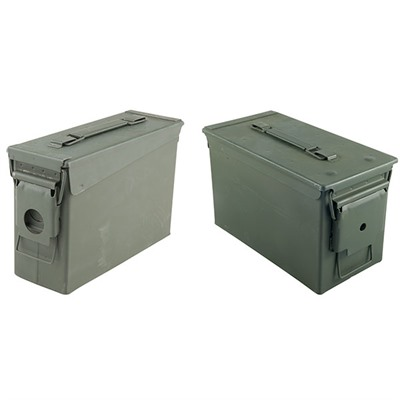 Ammo Can Bundle Steel Green