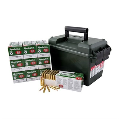 Umc Ammo 308 Winchester 150gr Fmj Ammo Can - 308 Winchester 150gr Full Metal Jacket 200/Ammo Can