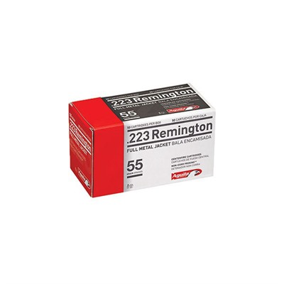 Rifle Ammo 223 Remington 55gr Fmj - 223 Remington 55gr Full Metal Jacket 50/Box