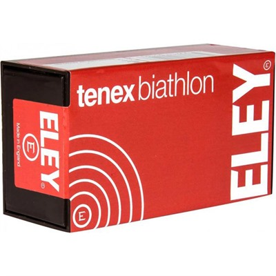 Tenex Biathlon 22 Long Rifle 40gr Flat Nose - 22 Long Rifle 40gr Lead Flat Nose 50/Box