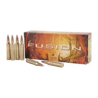 Fusion Rifle Ammunition - 223 Remington 62gr Fusion 20/Box