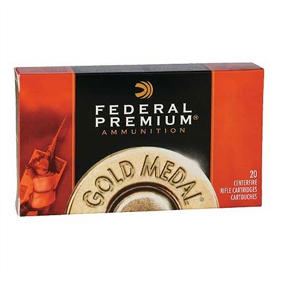 Gold Medal Match Ammunition - Gold Medal Match .300 Win Mag 190gr Hpbt 20/Box