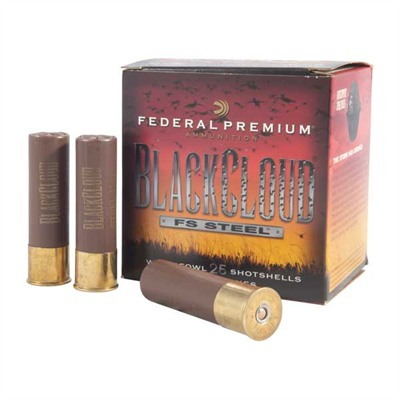 Black Cloud Ammo 10 Gauge 3-1/2'''' 1-5/8 Oz #2 Shot - 10 Gauge 3-1/2'''' 1-5/8 Oz #2 Shot 25/Box
