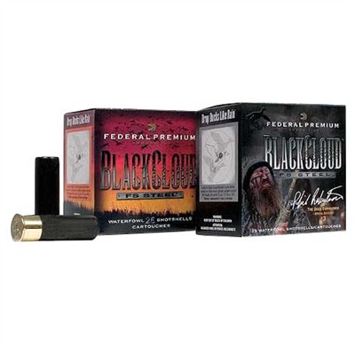 Black Cloud Ammo 12 Gauge 3'''' 1-1/8 Oz #3 Shot - 12 Gauge 3'''' 1-1/8 Oz #3 Shot 25/Box