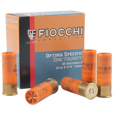 High Velocity Ammo 12 Gauge 2-3/4'''' 1-1/4 Oz #5 Shot - 12 Gauge 2-3/4'''' 1-1/4 Oz #5 Shot 25/Box