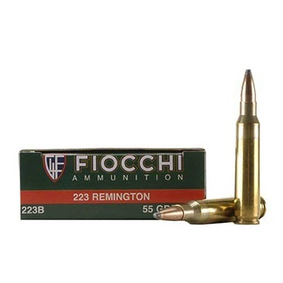 Fiocchi Shooting Dynamics Rifle Ammunition - 30-06 Springfield 150gr Fmj-Bt 20/Box