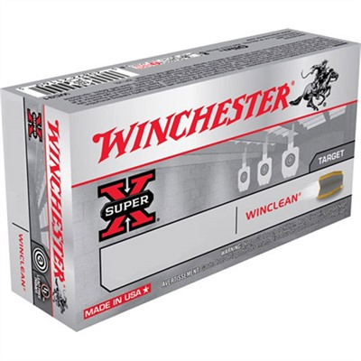 Winclean Ammo 40 S&W 165gr Beb - 40 S&W 165gr Brass Enclosed Base 50/Box