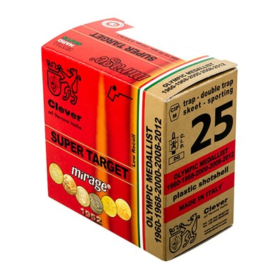 T1 Supertarget Handicap Ammo 12 Gauge 2-3/4'''' 1-1/8 Oz #7.5 Shot - 12 Gauge 2-3/4'''' 1-1/8 Oz #7.