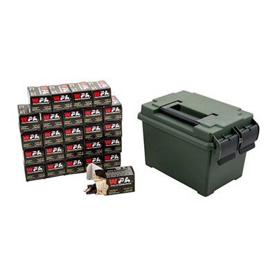 Polyformance 7.62x39mm Ammo Cans - Wolf Polyformance 7.62x39mm 123gr Hp 500 Round Ammo Can
