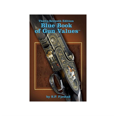 Blue Book Of Gun Values 37th Edition