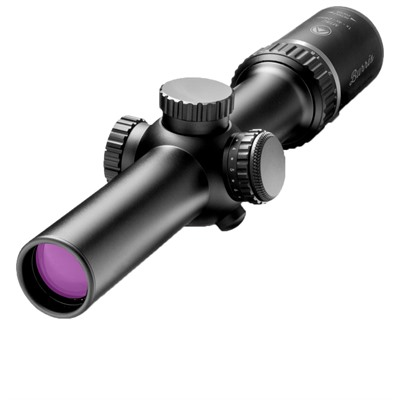 Mtac Rifle Scopes - 1-4x24mm Rfp Illum. Ballistic Ar Reticle